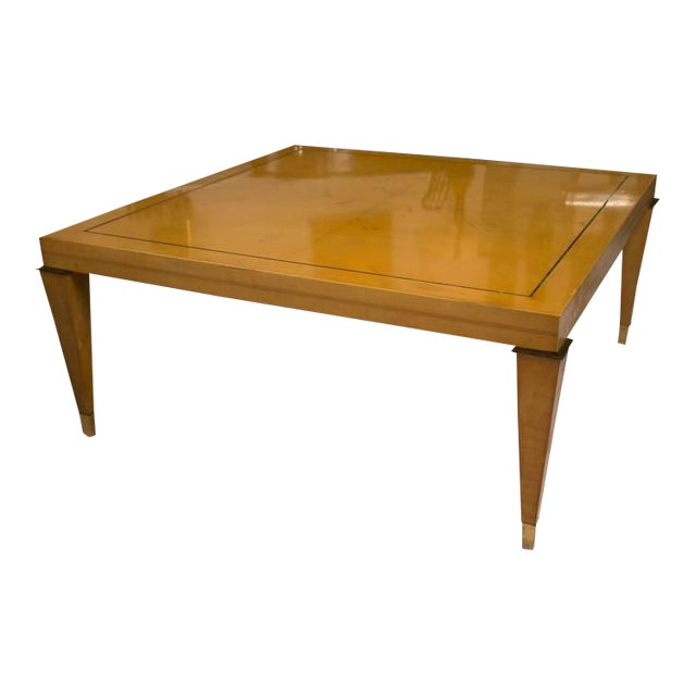 Mid-Century Coffee Table by Albano - Image 1 of 6