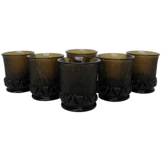Fostoria Old Fashioned Glasses - Set of 6