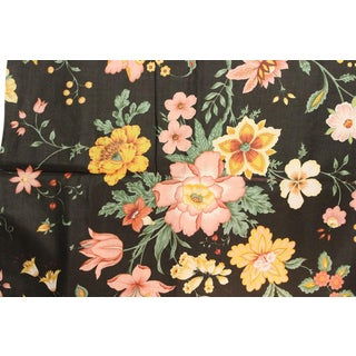 Vintage Eastbourne Cohama Riverdale Fabric - 2.6 Yards