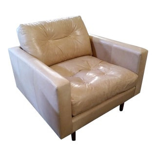 Jaxon Home Fontaine Leather Lounge Chair