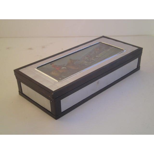 English Art Deco Trinket Box - Image 2 of 11