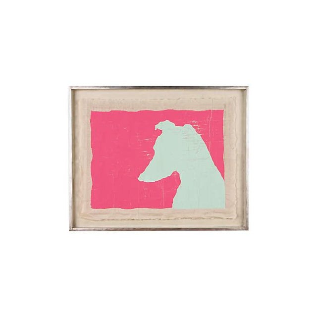 Image of Loyal Companion Silkscreens From Anthropologie - 2