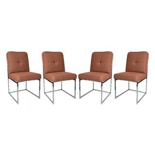 Milo Baughman for Thayer Coggin Chairs - Set of 4