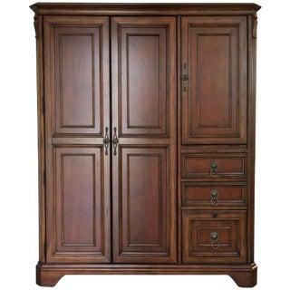 Hooker Computer Cabinet