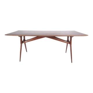 Italian Modern Parisi-Style Dining Table