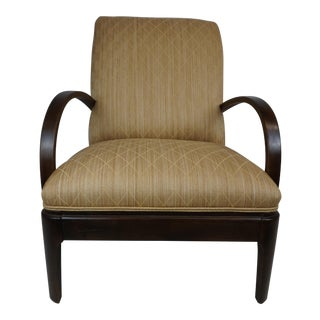 1920s Art Deco Club Chair