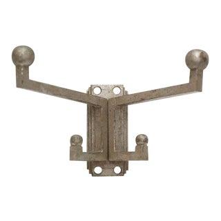 Mid-Century Four Arm Hook