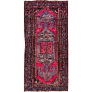 "Apadana Persian Wool Rug - 3'10"" X 8'4"""
