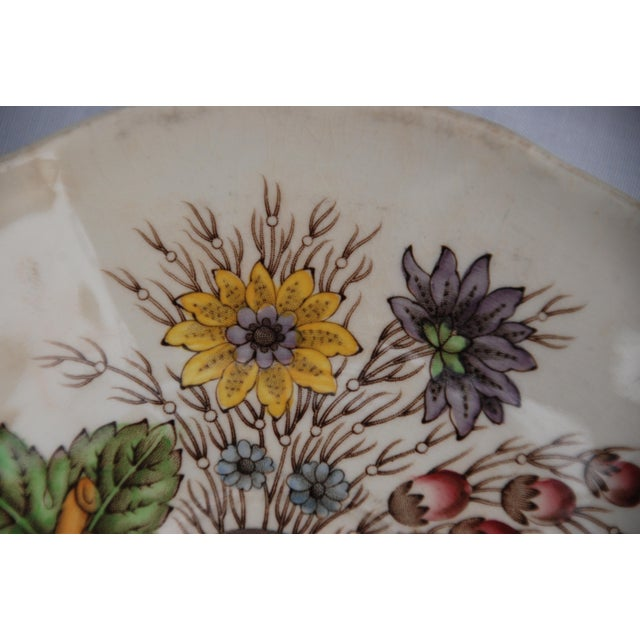 Vintage Spode Reynolds Pattern Saucer - Image 5 of 8