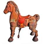 Image of Vintage English Child's Riding Horse
