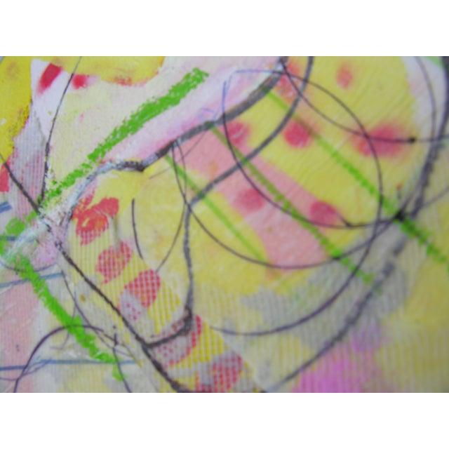 Christine Bush Roman Painting - Divided - Image 2 of 3