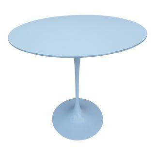 Eero Saarinen For Knoll Tulip Pedestal Side Table .