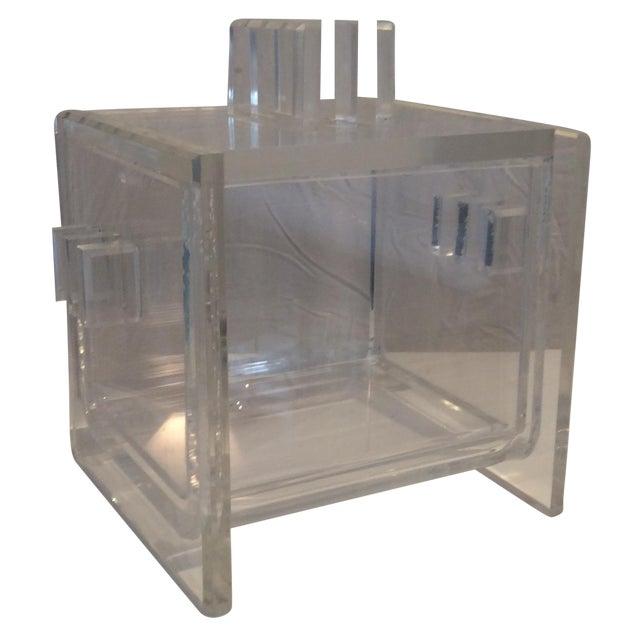 Mid-Century Modern Hollis Jones Style Ice Bucket - Image 1 of 7