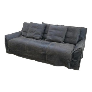 HD Buttercup Salvador Slipcover Sofa