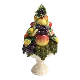 Vintage Italian Fruit Topiary