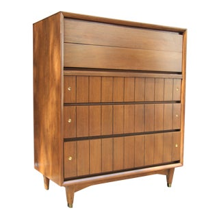Kroehler Furniture Mid-Century Highboy