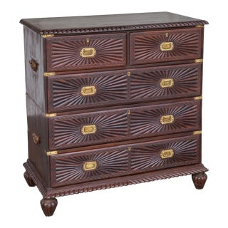 Indo-Portuguese Chest of Drawers