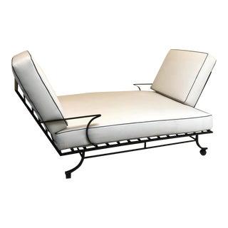 Bob Anderson Style Tete a Tete Double Lounge Chaise