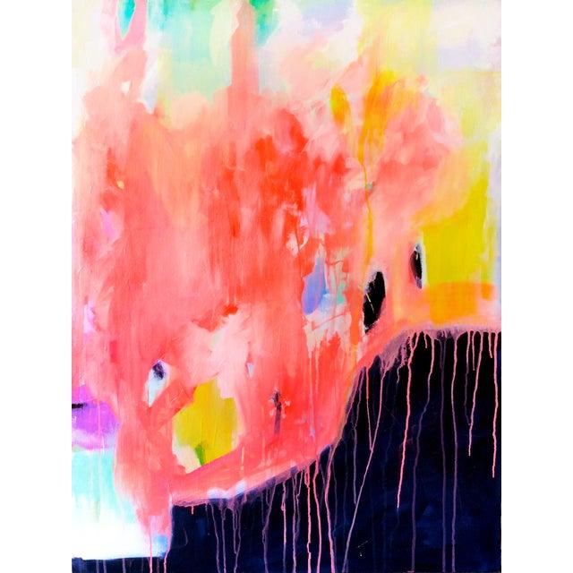 "Eva Alessandria ""The Storm"" Original Painting - Image 1 of 4"