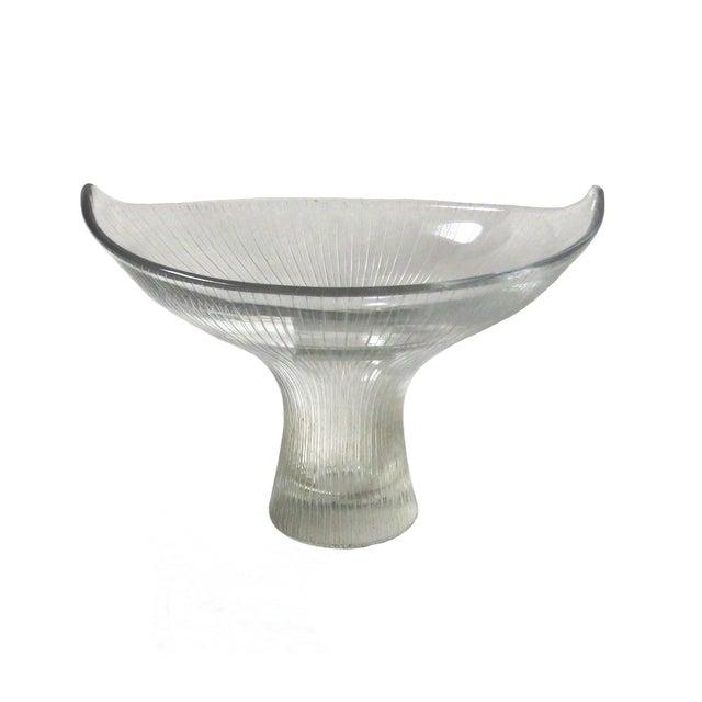 Image of Iittala Kantarelli Crystal Vase Tapio Wirkkala