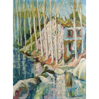 Joan Condins Impressionist Landscape Painting