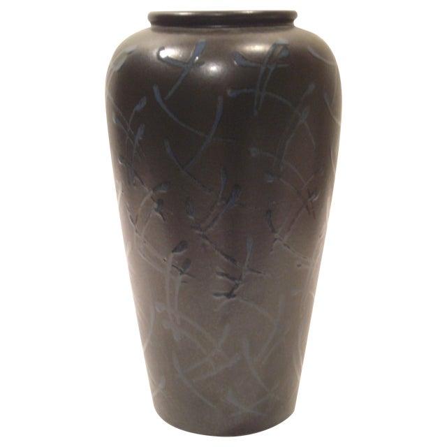 Scheurich Kera Large Mocha Vase - Image 1 of 8