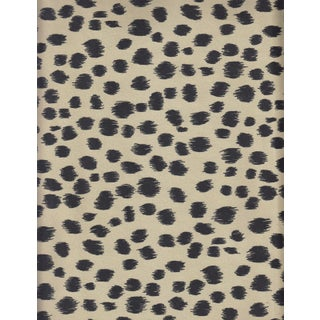 Toray Ambiance Ultrasuede Snow Leopard Fabric - .875 Yards