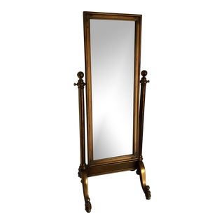 Upright Vintage Mirror