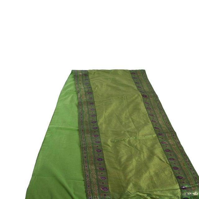 Image of Jade Heritage Silk Runner