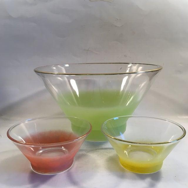 Vintage Blendo Bowls - Set of 3 - Image 2 of 7