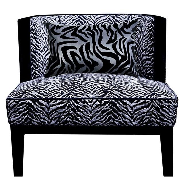 Decorative Faux Leather Pillows : Zebra Faux Leather Decorative Pillow - 2 Chairish