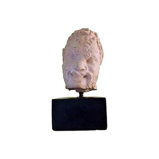 Mounted Bust of a Satyr