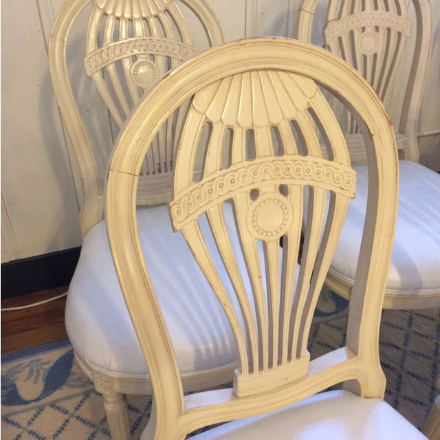 Ascension Balloon Chairs - Set of 6 - Image 5 of 10