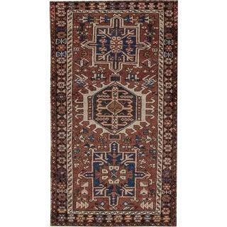 "Apadana - Persian Heriz Rug, 2'11"" x 5'1"""
