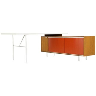 "George Nelson ""L"" Shaped Desk"
