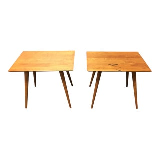Mid-Century McCobb Side Tables - A Pair