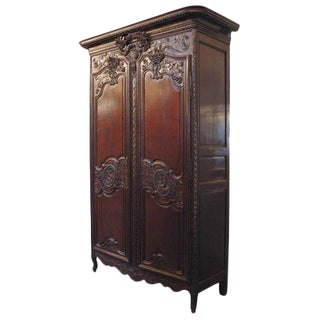 French Wedding Armoire