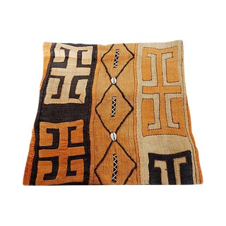 African Kuba Pillow Cover