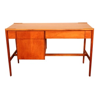 Mid-Century Drexel Parallel Desk by Barney Flagg