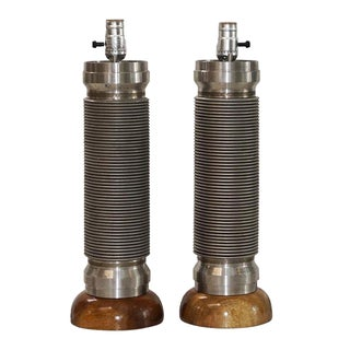 Flexon Rocket Engine Lamps - A Pair