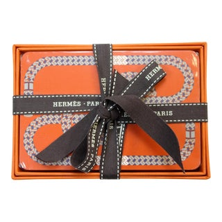 Hermes of Paris Boxed Playing Card Deck