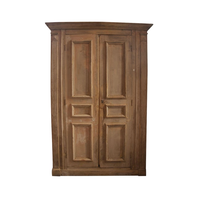 Large French Wardrobe With Removable Shelving - Image 1 of 6