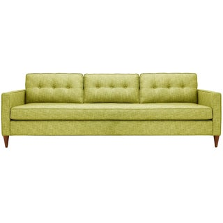 Clad Home Mid-Century Style Tufted Sofa