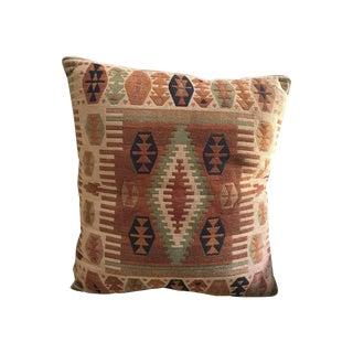 Vintage Oversized Kilim Pillow