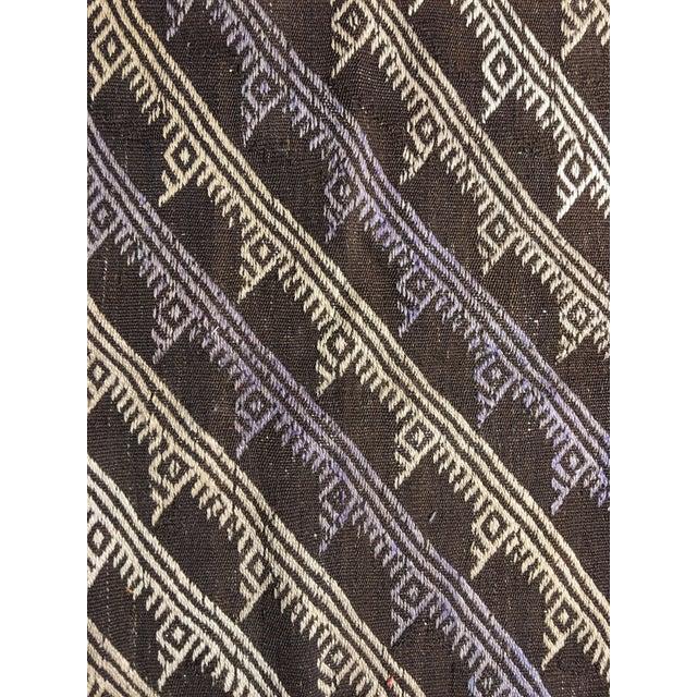 """Bellwether Rugs Vintage Turkish Kilim Rug - 5'5"""" x 10'5"""" - Image 5 of 6"""