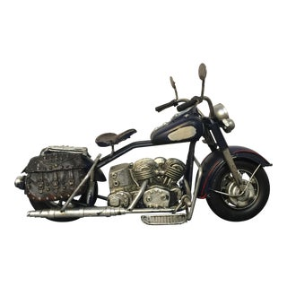 Handmade Motorcycle Replica