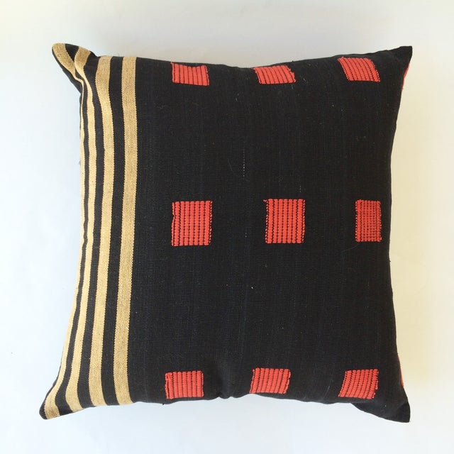Handmade Burmese Pillow - Image 2 of 3
