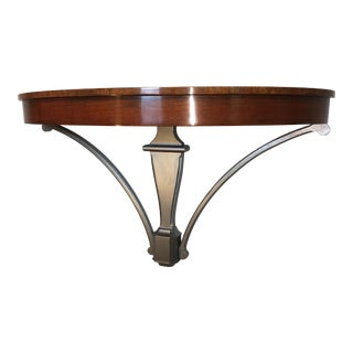 Custom Built Wall Mounted Wall Console Table