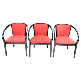 Ruby Armchairs by Knoll - Set of 3