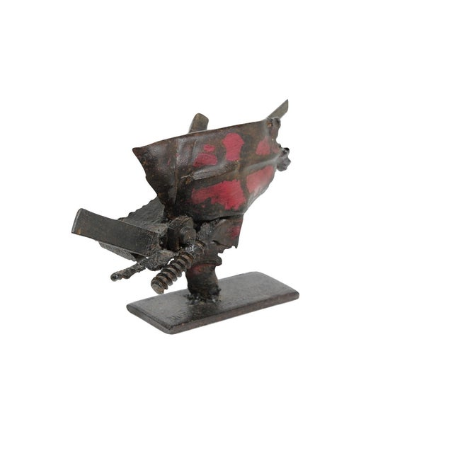 French Metal Sculpture by Jean-Pierre Rives - Image 2 of 5